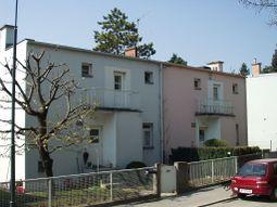 Julius Jirasek: Casas 33 y 34. Veitingergasse 103 - 105