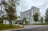 Iglesia de Bagsværd, Dinamarca (1973-1976)