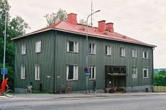 Casa Laurén, Jyväskylä (1925)