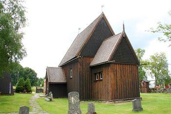 Iglesia de madera de Hedared
