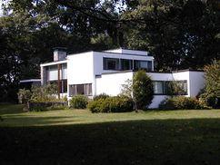 Casa Breuer I, Lincoln, Massachusetts (1938-1939) con Marcel Breuer