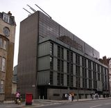 Embajada Alemana en Londres (1969-1977)