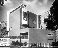 Casa Guggenbuhl, París (1926)