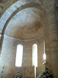 Bóveda en San Martín de Mondoñedo, Lugo
