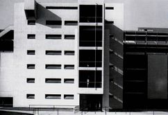 Centro de distribución KGm Francfurt (1958-1961)