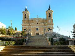 Iglesia parroquial de Santa María la Mayor, Épila (1782)