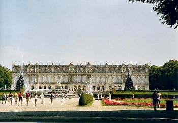 El Schloss Herrenchiemsee actualmente