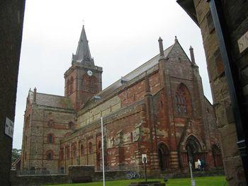 Catedral de San Magnus.