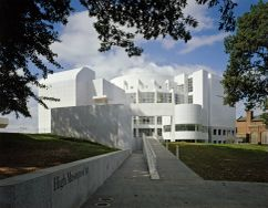 High Museum of Art, Atlanta, Georgia (1980-1983)