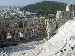 Teatro de Herodes Ático, Atenas