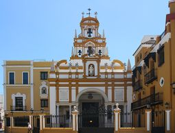Exterior of Basílica de la Macarena, Sevilla 20180719.jpg