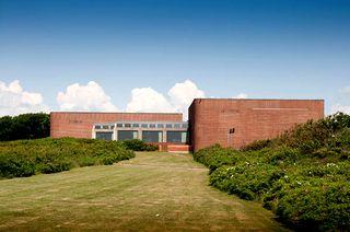 Museo de la Pesca y Museo Marítimo, Tarphagevej, Esbjerg (1966-1968).