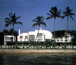 Casa Taubman, Palm Beach, Florida (1977-1979)