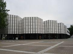 Centro Cultural de Wolfsburgo (1959-1962)