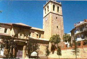 Iglesia de Nª Sª de los Ángeles