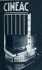 Cineac Amsterdam, Ámsterdam, Países Bajos (1934)