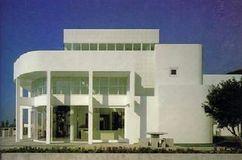 Casa Ackerberg, Malibu, California (1984-1986)