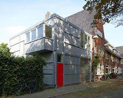 Garaje y vivienda de chófer, Utrecht (1927-1928)