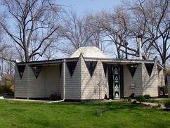 Casa Nicol, Kansas City, Missouri (1965)