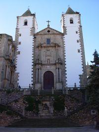 Iglesia de San Francisco Javier en la Plaza de San Jorge
