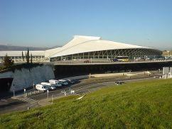 Aeropuerto de Sondica, Bilbao, España. (1990-2000 )