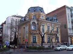 Palacio de Saldaña, Madrid (1903-1906)
