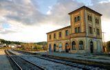 Estación de Carboneras del Conjunto de estaciones de la Linea Cuenca-Utiel (1921-1924)