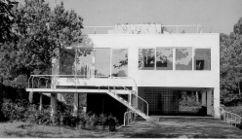 Casa Domínguez, La Caeyra, Pontevedra (1973-1976)