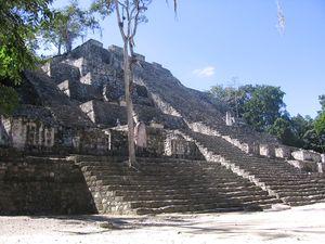 Calakmul - Structure II.jpg