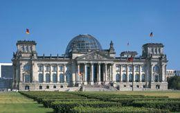 Nuevo Parlamento alemán, Reichstag, Berlín (1992-1999)
