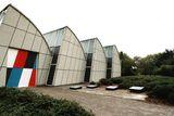 Fábrica de tejidos De Ploeg, Bergeyk (1956-1958)