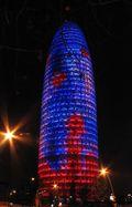 Torre Agbar, de Jean Nouvel