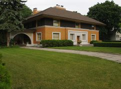 Casa William H. Winslow, River Forest, EE. UU. (1893-1894)