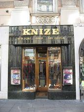 Sastrería Knize, Viena (1909-1913)