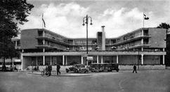 Hotel Gooiland, Hilversum (1934-1936)