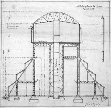 Hans Poelzig.Torre Alta Silesia.Planos4.jpg