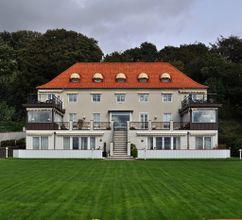 Villa Gorthon, Helsingborg (1914-1914) junto con Torsten Stubelius