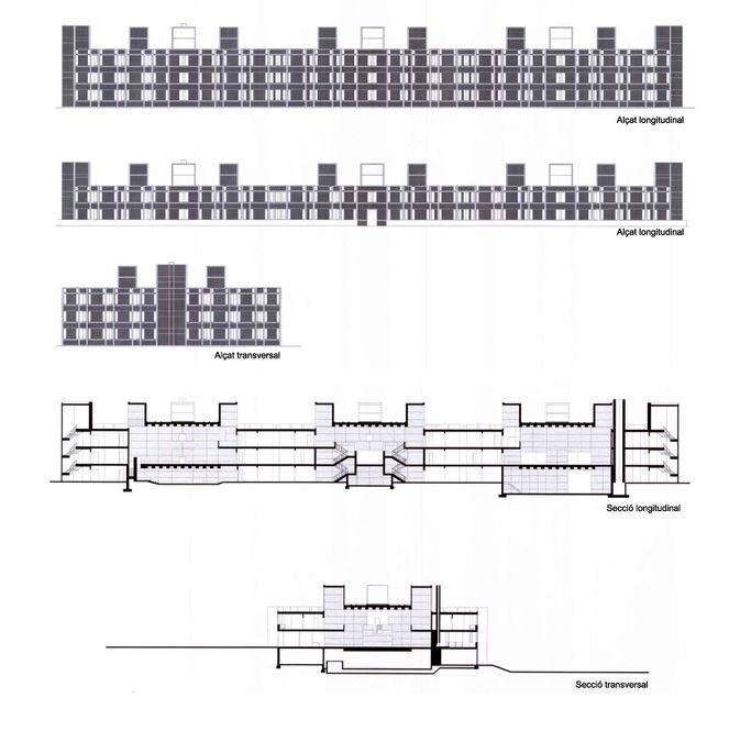Louis Kahn.Alojamiento Erdman Hall.Planos2.jpg