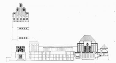 Olbrich.Torre Matrimonio y expo.Alzado.jpg