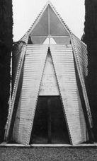 Capilla Bili, Cementerio Monumental, Bérgamo (1956)