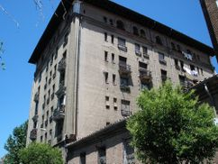 Casa Garay, con proyecto inicial de Manuel María Smith e Ibarra, Madrid (1914-1917)