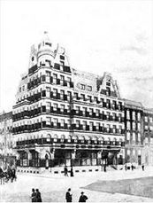 Hotel Palais Royal, Ámsterdam (1902)