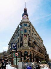 Palacio de La Equitativa, Madrid (1882-1891)