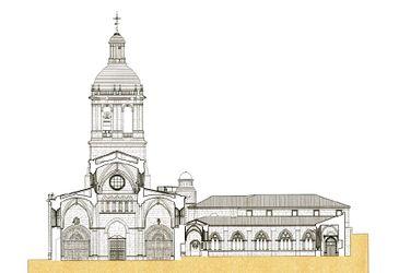 CiudadRodrigo.Catedral de Santa María.Planos1.jpg
