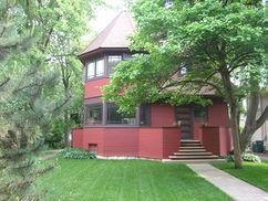 Casa Robert P. Parker, Oak Park (1892)