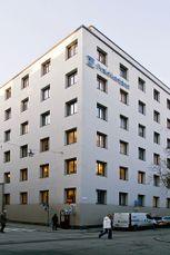 Sede de la Seguridad Social Sueca, Estocolmo (1930-1932)