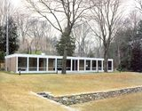 Casa Morris Greenwald, Weston (1951-1956)