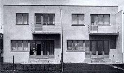 Margarete Schütte-Lihotzky: Casas 61 y 62. Woinovichgasse 2 - 4
