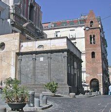 Cappella dei Pontano, Nápoles