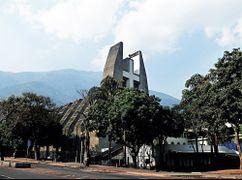 Iglesia de San Juan Bosco, Caracas (1967)